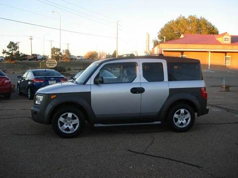 2003 Honda Element for sale at Santa Fe Auto Showcase in Santa Fe NM