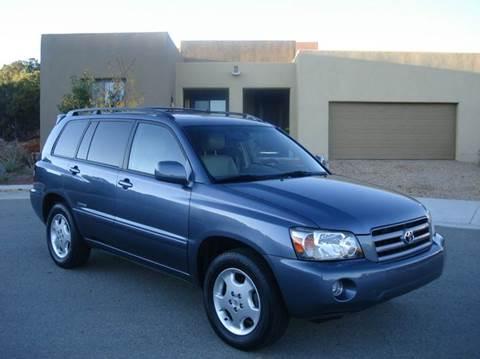 2006 Toyota Highlander for sale at Santa Fe Auto Showcase in Santa Fe NM