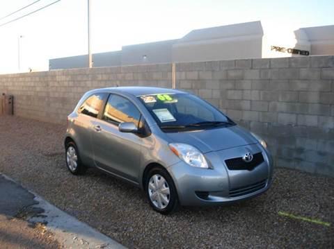 2008 Toyota Yaris for sale at Santa Fe Auto Showcase in Santa Fe NM