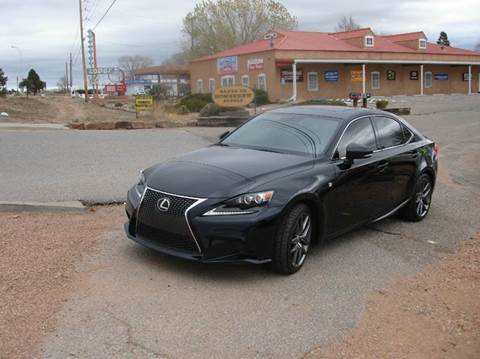 2014 Lexus IS 350 for sale at Santa Fe Auto Showcase in Santa Fe NM