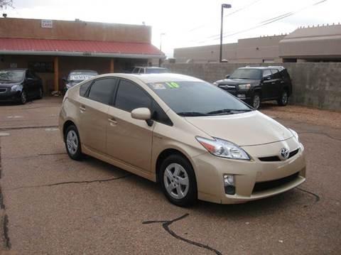 2010 Toyota Prius for sale at Santa Fe Auto Showcase in Santa Fe NM