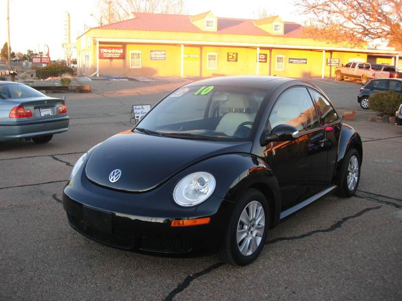 2010 Volkswagen New Beetle for sale at Santa Fe Auto Showcase in Santa Fe NM