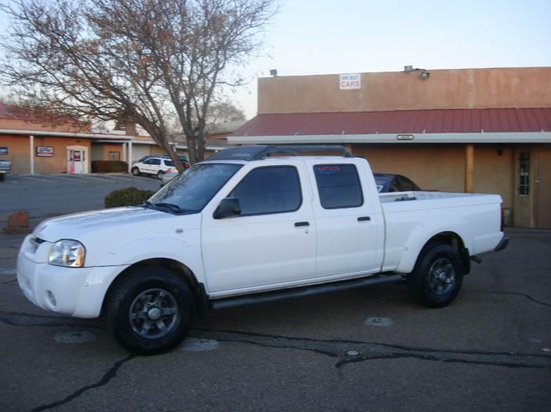 2004 Nissan Frontier for sale at Santa Fe Auto Showcase in Santa Fe NM