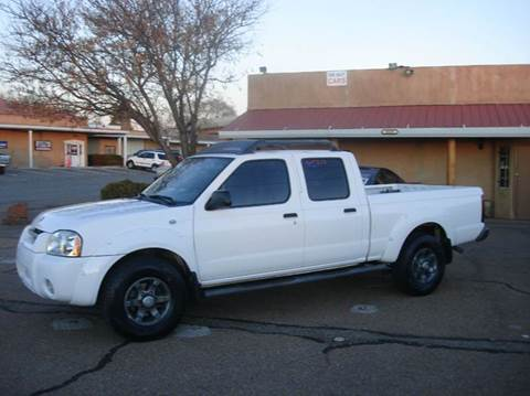 2004 Nissan Frontier for sale at Santa Fe Auto Showcase in Santa Fe NM