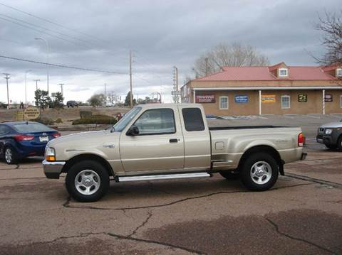 1999 Ford Ranger for sale at Santa Fe Auto Showcase in Santa Fe NM
