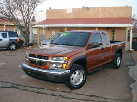 2005 Chevrolet Colorado for sale at Santa Fe Auto Showcase in Santa Fe NM