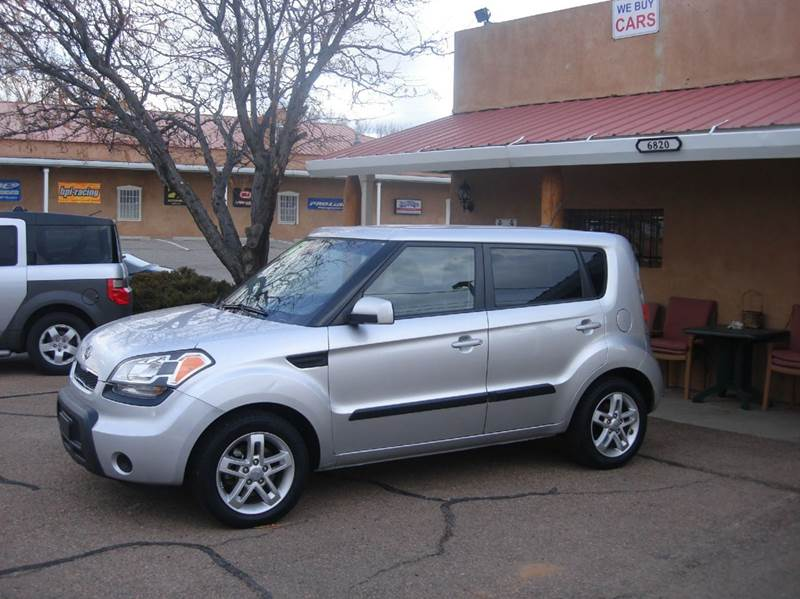 2011 Kia Soul for sale at Santa Fe Auto Showcase in Santa Fe NM