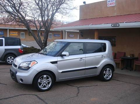 2011 Kia Soul for sale at Santa Fe Auto Showcase in Santa Fe NM