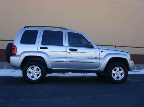 2003 Jeep Liberty for sale at Santa Fe Auto Showcase in Santa Fe NM