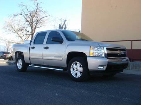 2008 Chevrolet Silverado 1500 for sale at Santa Fe Auto Showcase in Santa Fe NM