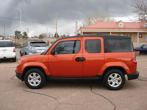 2009 Honda Element for sale at Santa Fe Auto Showcase in Santa Fe NM