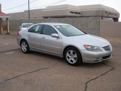 2006 Acura RL for sale at Santa Fe Auto Showcase in Santa Fe NM