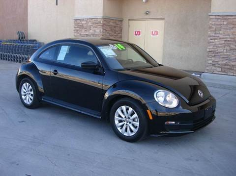 2014 Volkswagen Beetle for sale at Santa Fe Auto Showcase in Santa Fe NM