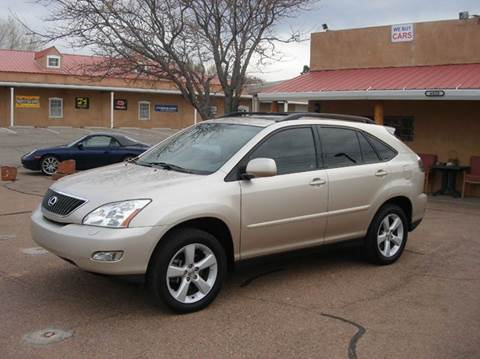 2005 Lexus RX 330 for sale at Santa Fe Auto Showcase in Santa Fe NM