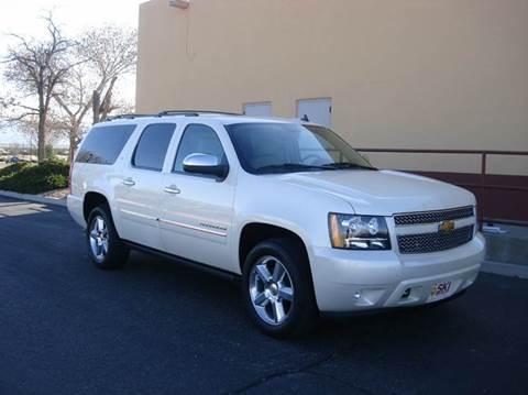 2013 Chevrolet Suburban for sale at Santa Fe Auto Showcase in Santa Fe NM