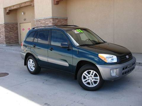 2002 Toyota RAV4 for sale at Santa Fe Auto Showcase in Santa Fe NM