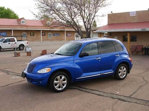 2004 Chrysler PT Cruiser for sale at Santa Fe Auto Showcase in Santa Fe NM
