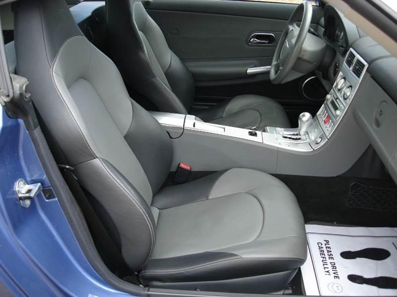 2005 Chrysler Crossfire Limited 2dr Hatchback In Santa Fe NM