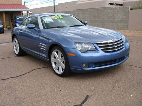 2005 Chrysler Crossfire for sale at Santa Fe Auto Showcase in Santa Fe NM