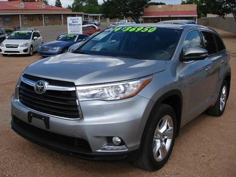 2014 Toyota Highlander for sale at Santa Fe Auto Showcase in Santa Fe NM