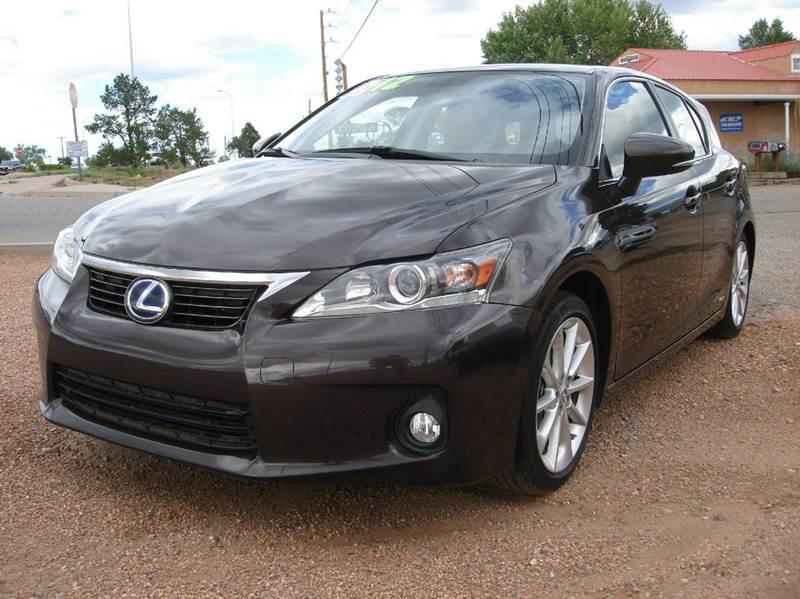 2012 Lexus CT 200h for sale at Santa Fe Auto Showcase in Santa Fe NM