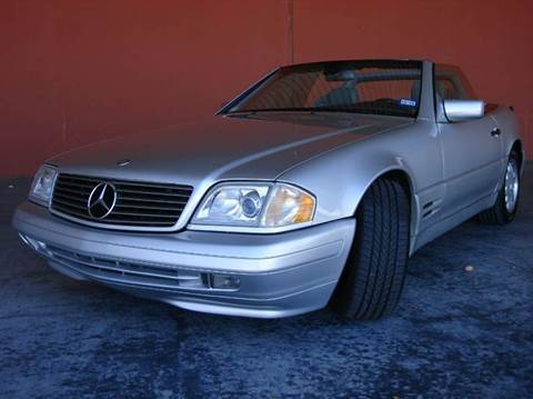 1997 Mercedes-Benz SL-Class for sale at Santa Fe Auto Showcase in Santa Fe NM