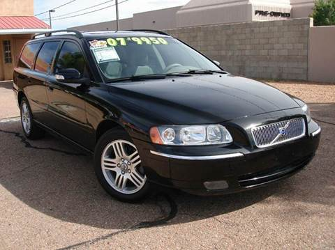 2007 Volvo V70 for sale at Santa Fe Auto Showcase in Santa Fe NM