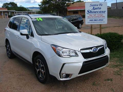 2014 Subaru Forester for sale at Santa Fe Auto Showcase in Santa Fe NM