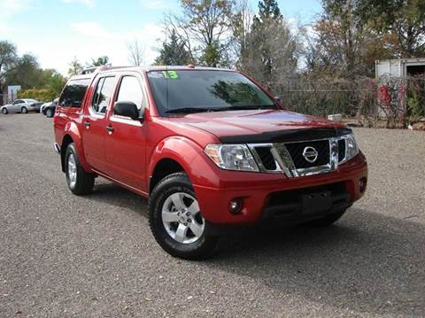 2013 Nissan Frontier for sale at Santa Fe Auto Showcase in Santa Fe NM