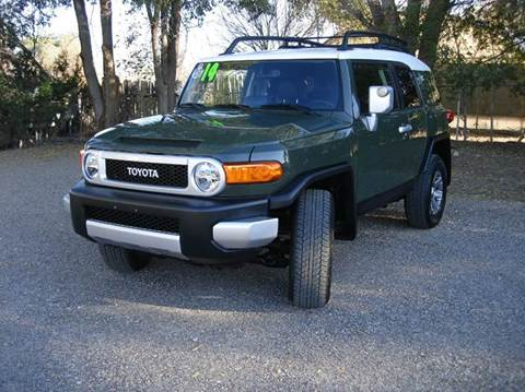 2014 Toyota FJ Cruiser for sale at Santa Fe Auto Showcase in Santa Fe NM