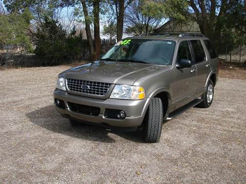 2003 Ford Explorer for sale at Santa Fe Auto Showcase in Santa Fe NM