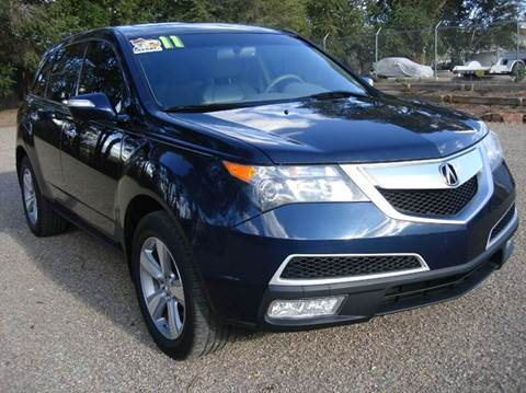 2011 Acura MDX for sale at Santa Fe Auto Showcase in Santa Fe NM