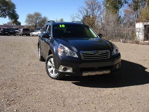 2010 Subaru Outback for sale at Santa Fe Auto Showcase in Santa Fe NM