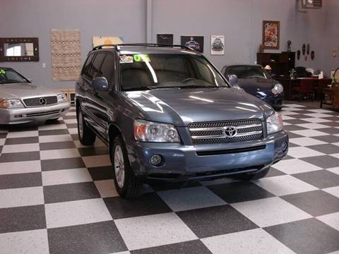 2006 Toyota Highlander Hybrid for sale at Santa Fe Auto Showcase in Santa Fe NM