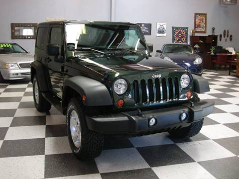 2011 Jeep Wrangler for sale at Santa Fe Auto Showcase in Santa Fe NM