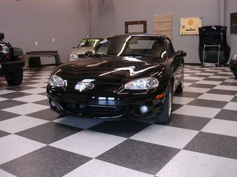2001 Mazda MX-5 Miata for sale at Santa Fe Auto Showcase in Santa Fe NM