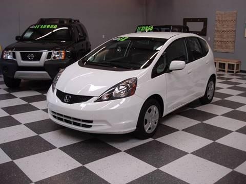 2012 Honda Fit for sale at Santa Fe Auto Showcase in Santa Fe NM