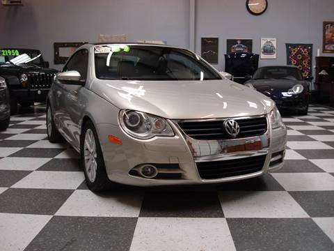 2009 Volkswagen Eos for sale at Santa Fe Auto Showcase in Santa Fe NM