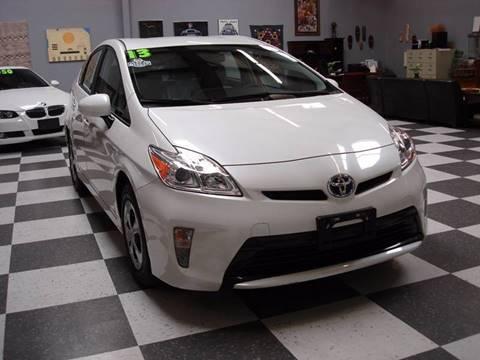 2013 Toyota Prius for sale at Santa Fe Auto Showcase in Santa Fe NM