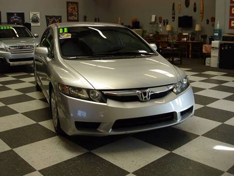 2011 Honda Civic for sale at Santa Fe Auto Showcase in Santa Fe NM