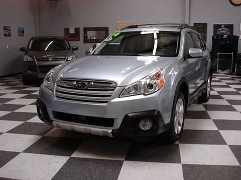 2014 Subaru Outback for sale at Santa Fe Auto Showcase in Santa Fe NM
