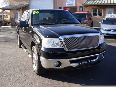 2006 Ford F-150 for sale at Santa Fe Auto Showcase in Santa Fe NM