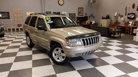 2001 Jeep Grand Cherokee for sale at Santa Fe Auto Showcase in Santa Fe NM