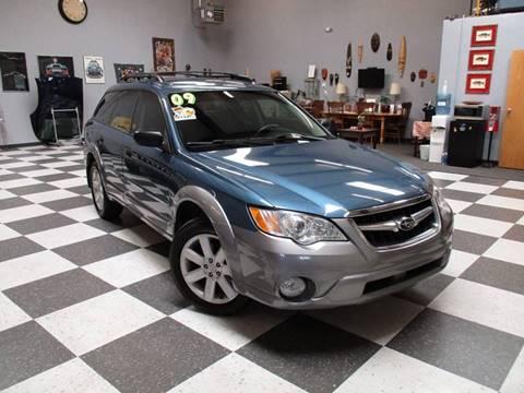 2009 Subaru Outback for sale at Santa Fe Auto Showcase in Santa Fe NM