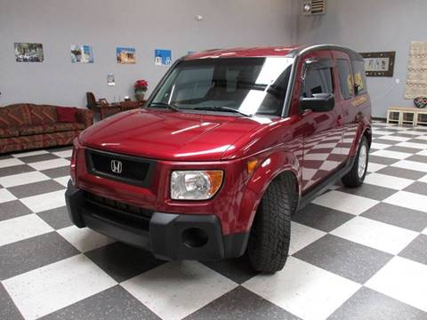 2006 Honda Element for sale at Santa Fe Auto Showcase in Santa Fe NM