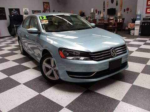 2012 Volkswagen Passat for sale at Santa Fe Auto Showcase in Santa Fe NM