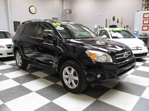 2008 Toyota RAV4 for sale at Santa Fe Auto Showcase in Santa Fe NM
