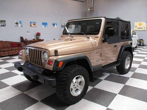 1999 Jeep Wrangler for sale at Santa Fe Auto Showcase in Santa Fe NM