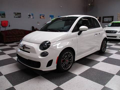 2015 FIAT 500 for sale at Santa Fe Auto Showcase in Santa Fe NM