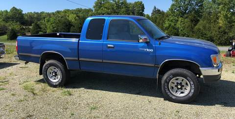 1996 Toyota T100 For Sale In Gainesville Mo